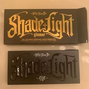 KVD Shade & Light Glimmer Palette